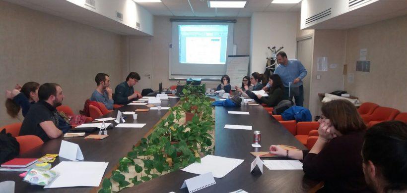Gazte Bulegoa toma parte en el proyecto europeo SO MOB PROJECT