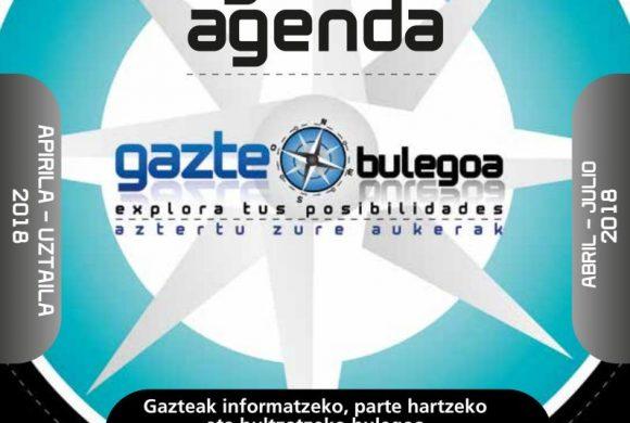 Ya tenemos la nueva Agenda Gaztea