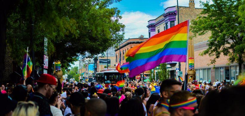 Gazte Busa: Día del Orgullo Gay en Madrid