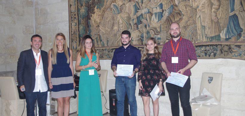 Barakaldoko emakume batek bigarren lekua  lortu du poster award lehiaketako nanoteknologiako tnt218trends hitzaldian