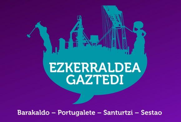 Nueva agenda Ezkerraldea Gaztedi
