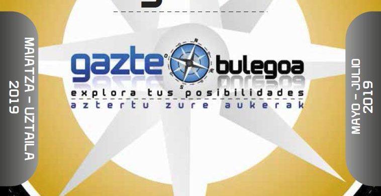 Gazte Agenda Maiatza – Uztaila 2019