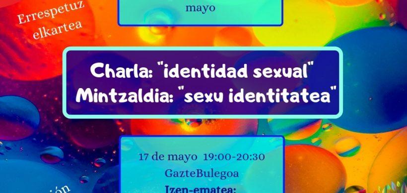 MAIATZAREN 17a. HOMOFOBIA, TRANSFOBIA ETA BIFOBIAREN AURKAKO NAZIOARTEKO EGUNA