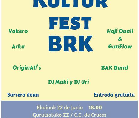 Barakaldo celebrará la segunda edición de Kulturfest