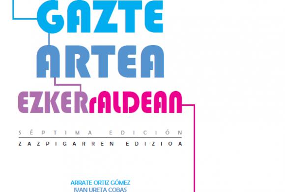 Inauguración de la VII Exposición colectiva Gazte Artea Ezkerraldean