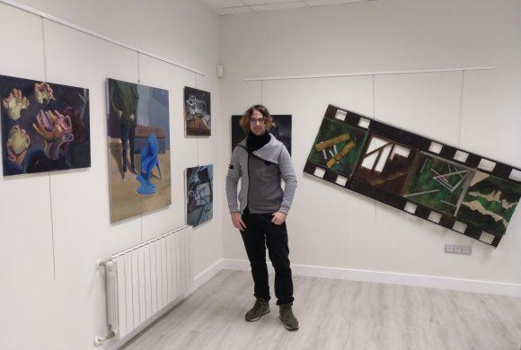 Entrevista al artista joven Iván Ureta