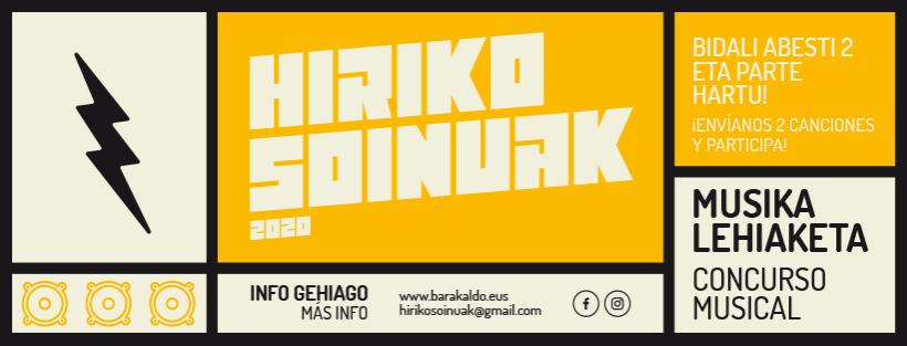 HIRIKO SOINUAK