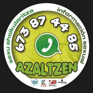 SERVICIO TELEFÓNICO AZALTZEN