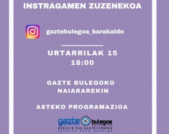 Cartel Directo Instagram