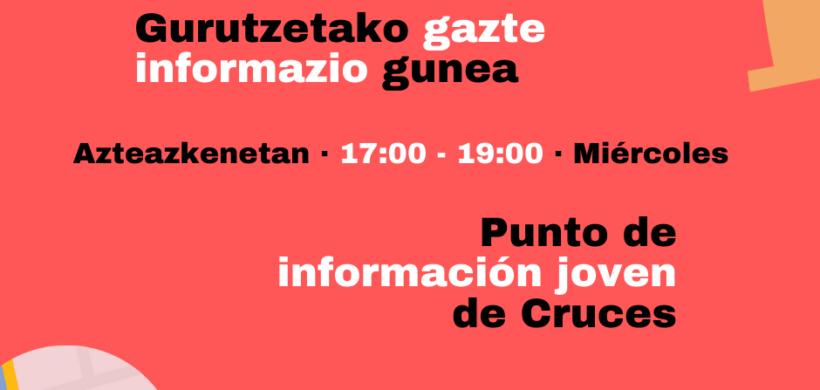 GURUTZETAKO GAZTE INFORMAZIO PUNTUA