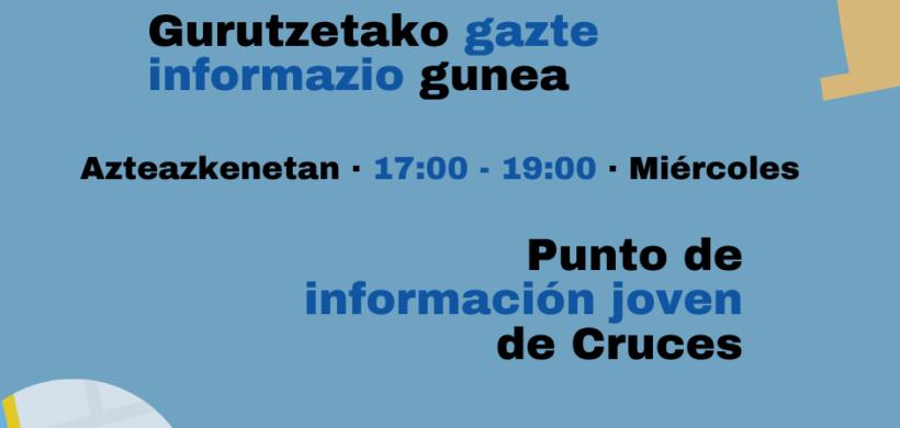 PUNTO DE INFORMACIÓN JÓVEN DE CRUCES