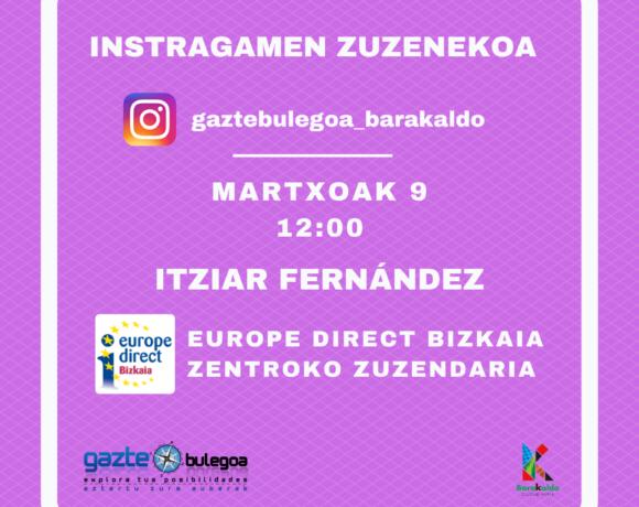 Cartel Directo de Instagram
