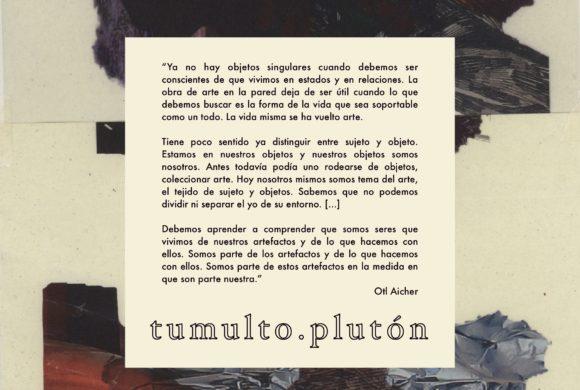 tumulto.plutón INSIDE