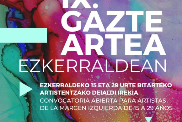 GAZTE ARTEA EZKERRALDEAN