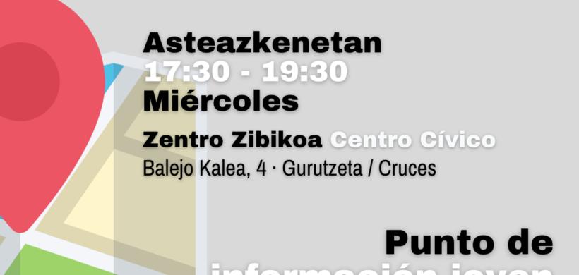 GURUTZETAKO GAZTE INFORMAZIO GUNEA